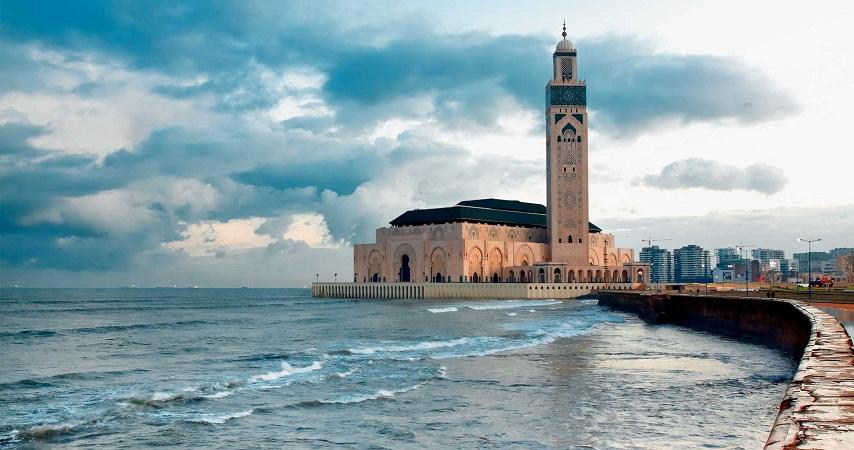 CasablancaCity.ma - La Grande Mosquée Hassan II, symbole de Casablanca, fierté des Marocain(e)s