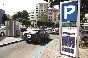 PARKING 11 Janvier (Rahal Meskini)